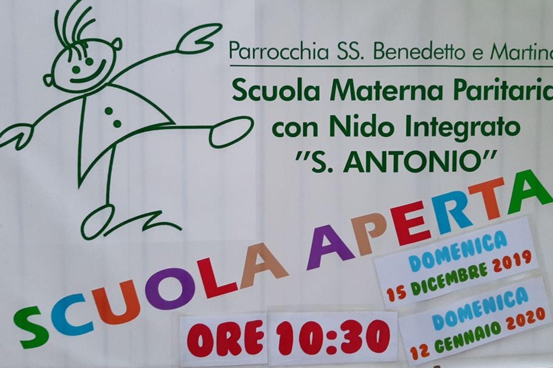Asilo S. Antonio Campalto - scuola aperta 2019