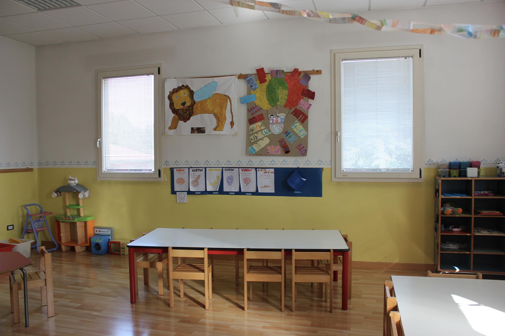 Scuola Infanzia Campalto S. Antonio - aula